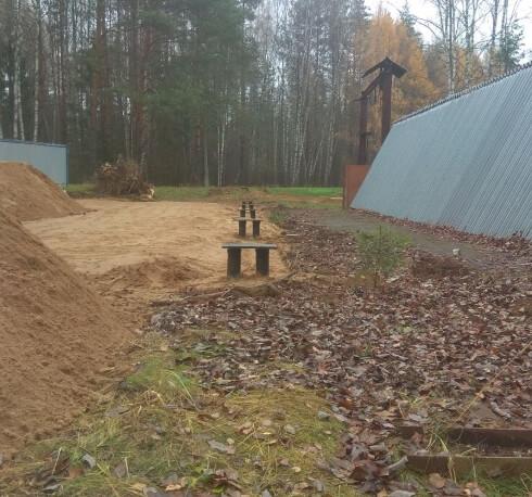 Технология установки свайно винтового фундамента Одинцовский район